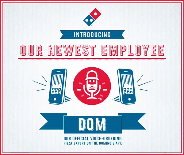 chatbot do domino's